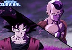 Goku / Golden Freezer - Universe Survival