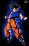 Goku Control del Auto-Movimiento