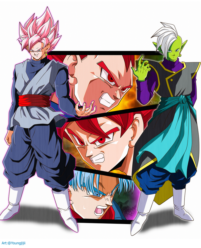 Dragon Ball Super Tomo 4 by SaoDVD