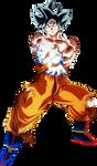 Goku Utra Instinto