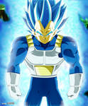 Super Vegeta SSJ Blue