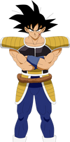 Bardock - Dragon Ball Super by SaoDVD