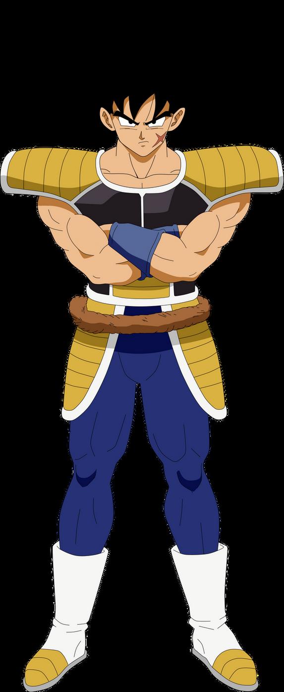 Bardock - Dragon Ball Super by SaoDVD