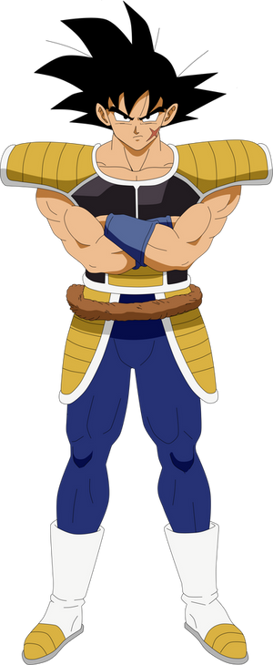 Bardock - Dragon Ball Super