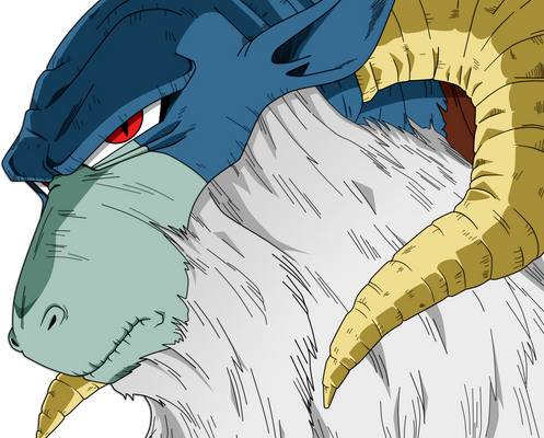 Dragon Ball Super - Moro