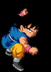 Goku GT by SaoDVD