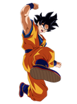 Shintani Goku Ultra Instinct
