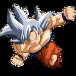 Goku Ultra Instinto Manga-Anime