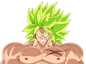 Broly Full Power (Comision)