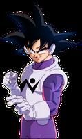 Goku Patrullero Galactico