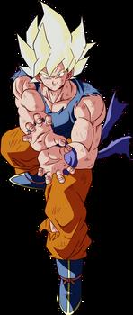 Goku SSJ Namek