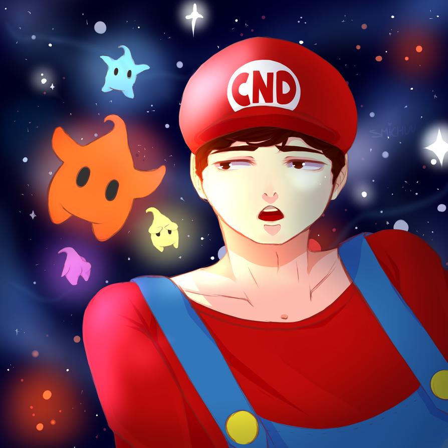 Captain Nintendo Dude! by Smichuu