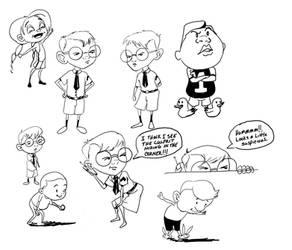 Sketches by ArtiestDesign