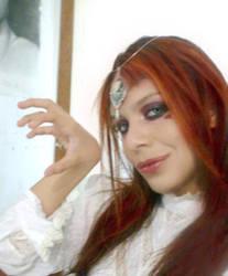 Laura Aragon style Emilie Autumn by circus9aragon