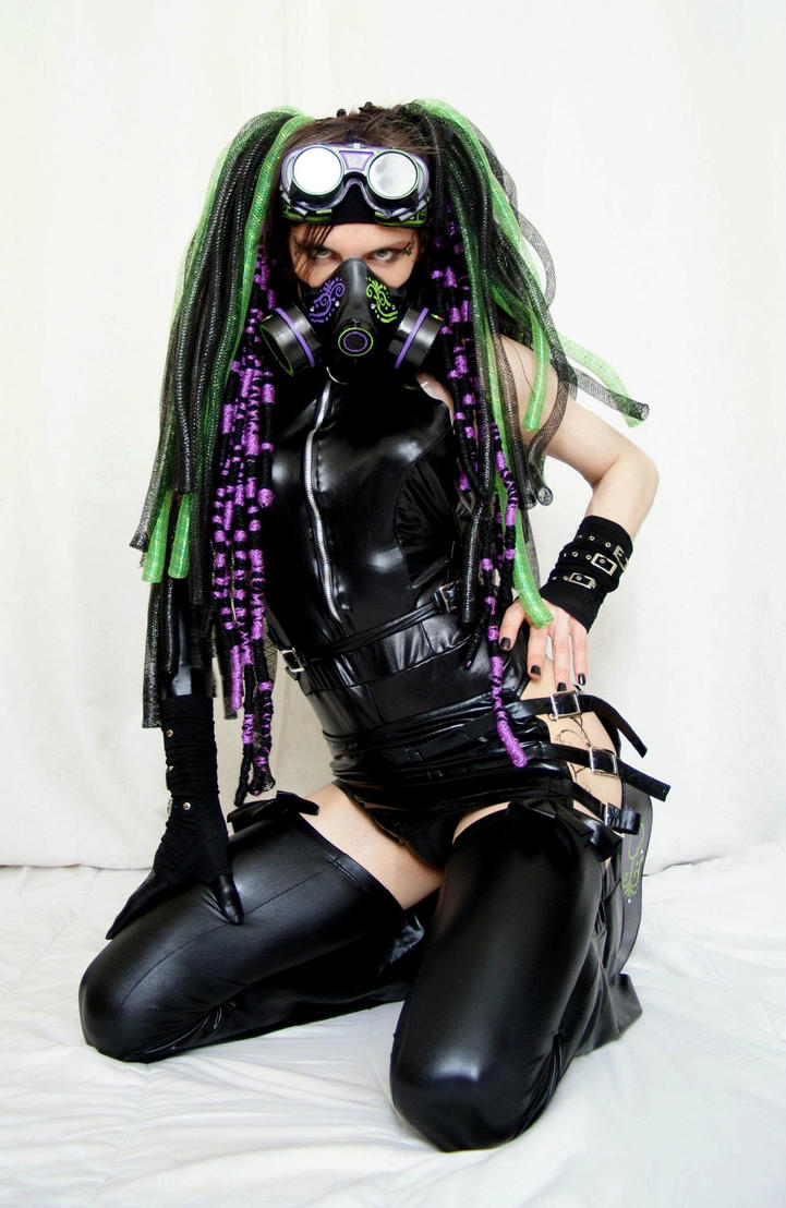 CyberGoth by nakedbat