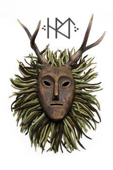 A Forest God Mask 001