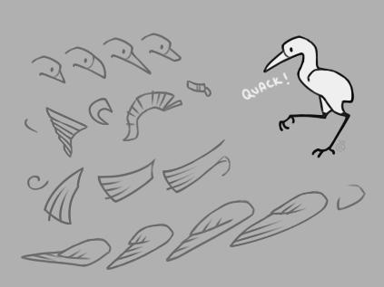 bird pack | F2U by omenaadopts