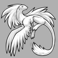 dragonei | F2U by omenaadopts
