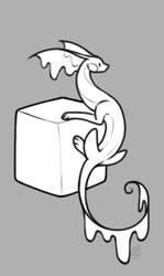 dragonling | F2U by omenaadopts