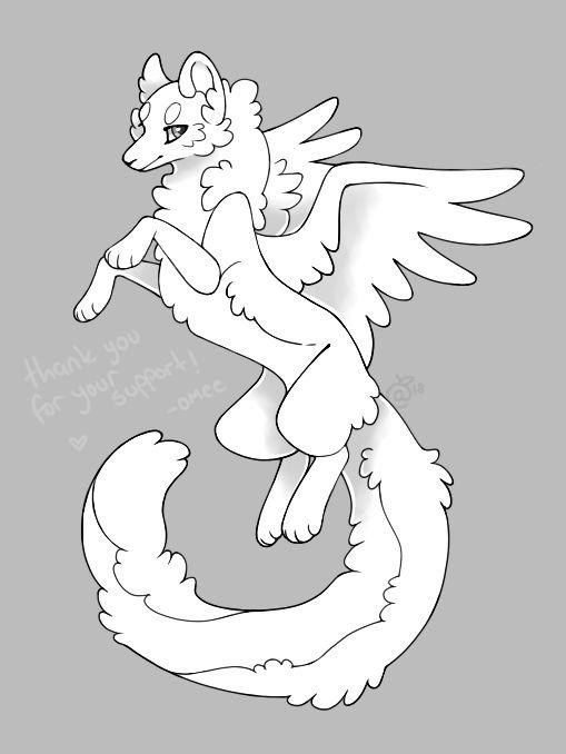 cloud fox pupper - F2U