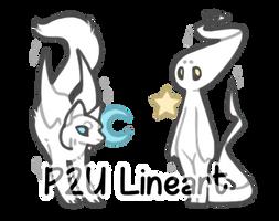 Mooncat and Starkid - P2U