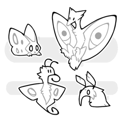 mothy friends - F2U