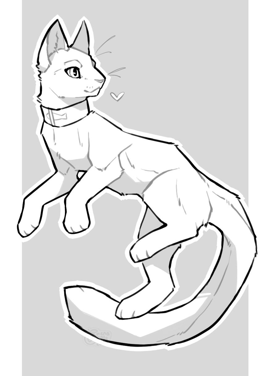 HD kitty