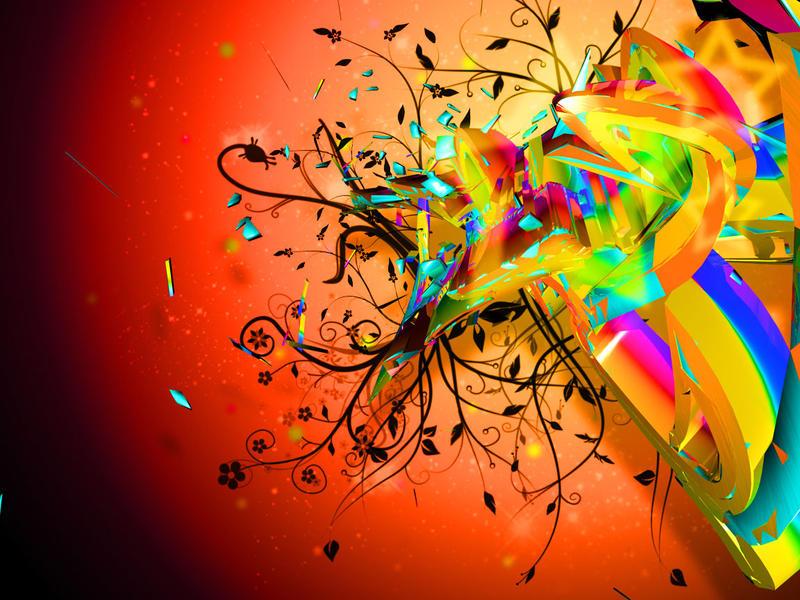 C4d Color Flow by DontFreakNow