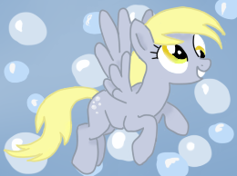 Derpy Hooves by Fantastic-Absol