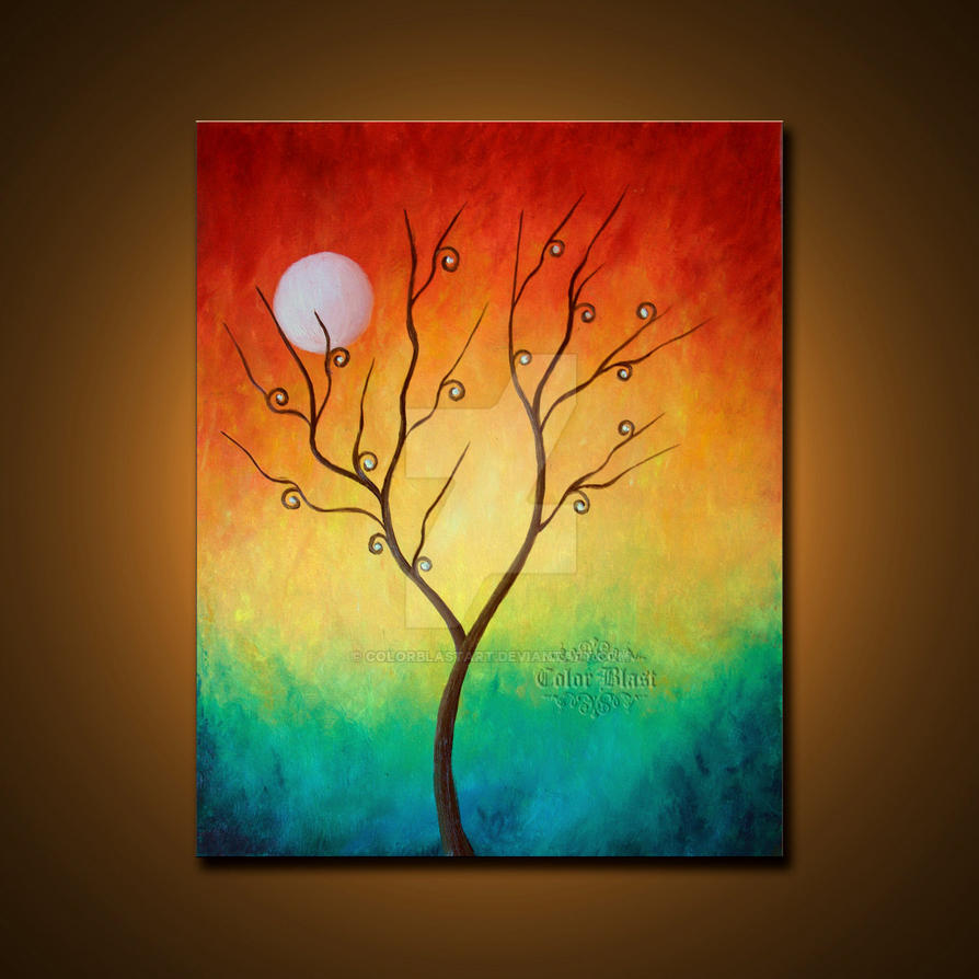 Etsy Com Painted Pictures