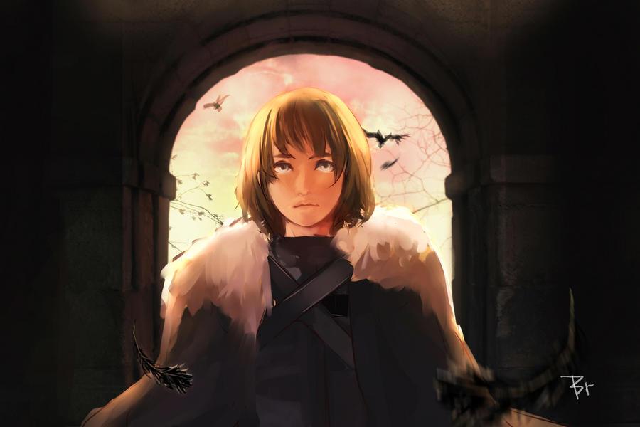 Bran Stark by bramble1031