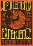 Jimi Hendrix Poster v2