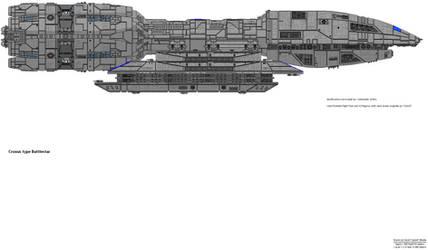 Cronus type Battlestar