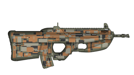 F2000 MARPAT Camo by trooperbeta