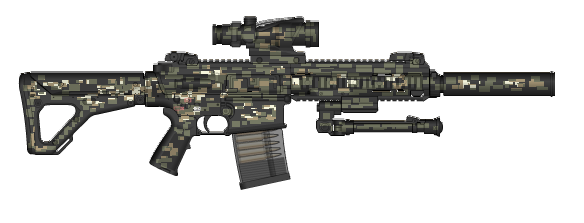 PMG DEVGRU-Inspired 417 by trooperbeta