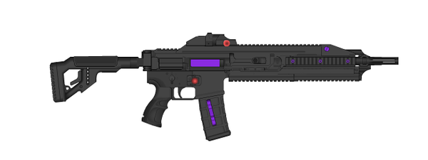 PL-85 Assault Rifle