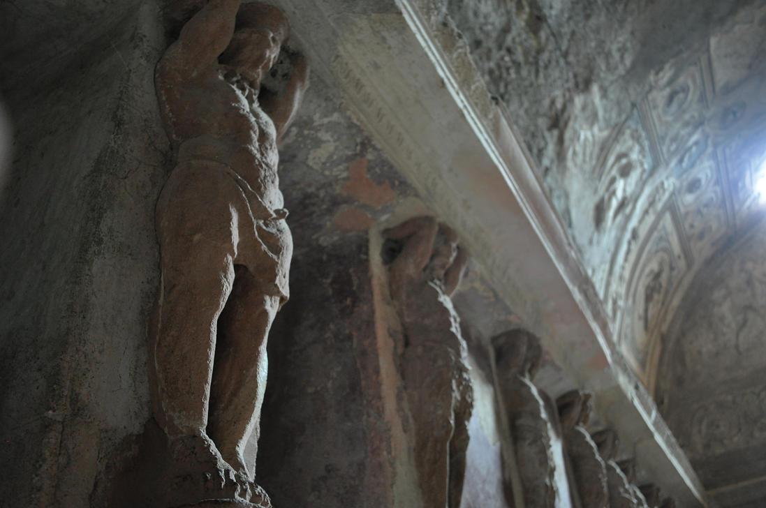 Pompeii's treasure by TyraNolan