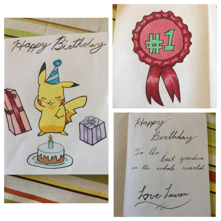 Pikachu birthday card by mysticdragonist on deviantart pikachu birthday card by mysticdragonist bookmarktalkfo Gallery
