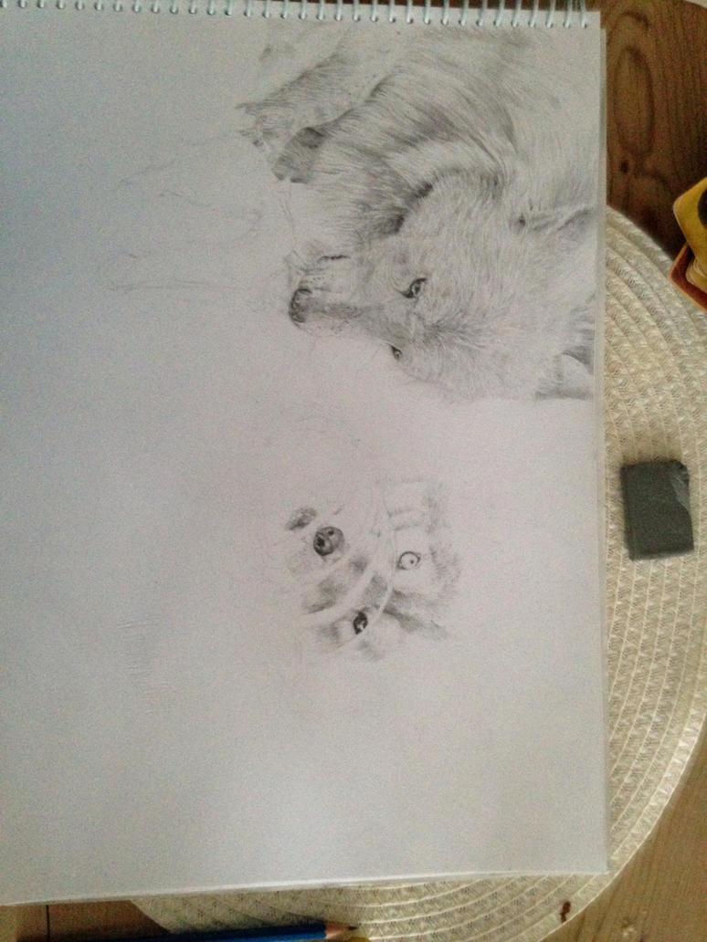 Art in progress by pottenuss