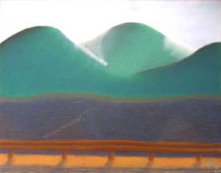 Crystal Springs by MaikeruGo