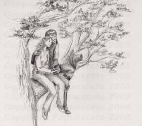 Sittin' in a tree