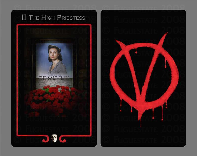 II. The High Priestess by FugueState