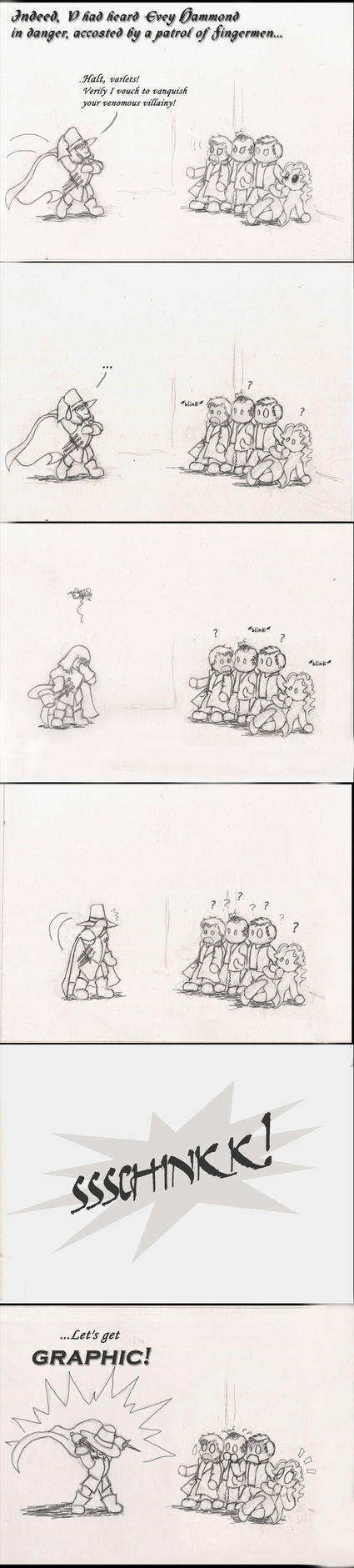Fractured Fairytale, page 4 by FugueState