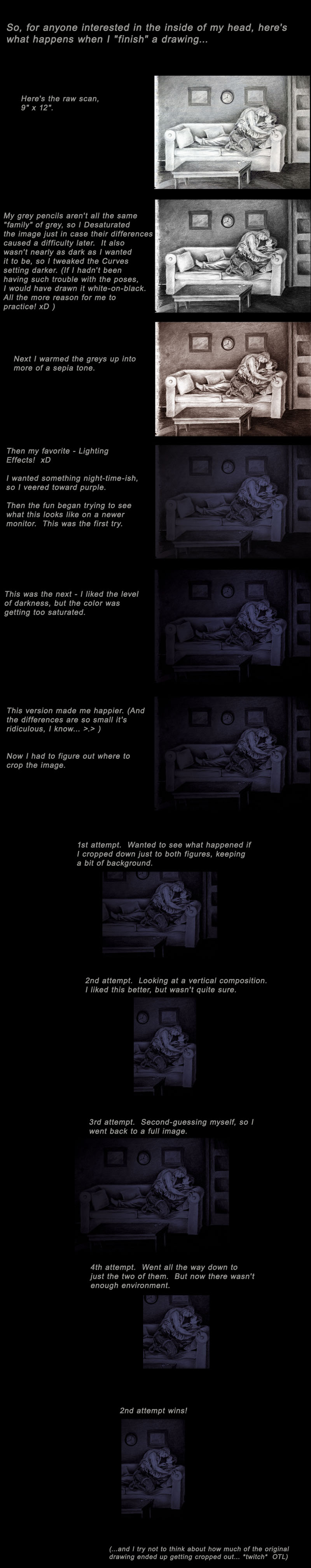 Process: 'Try' by FugueState