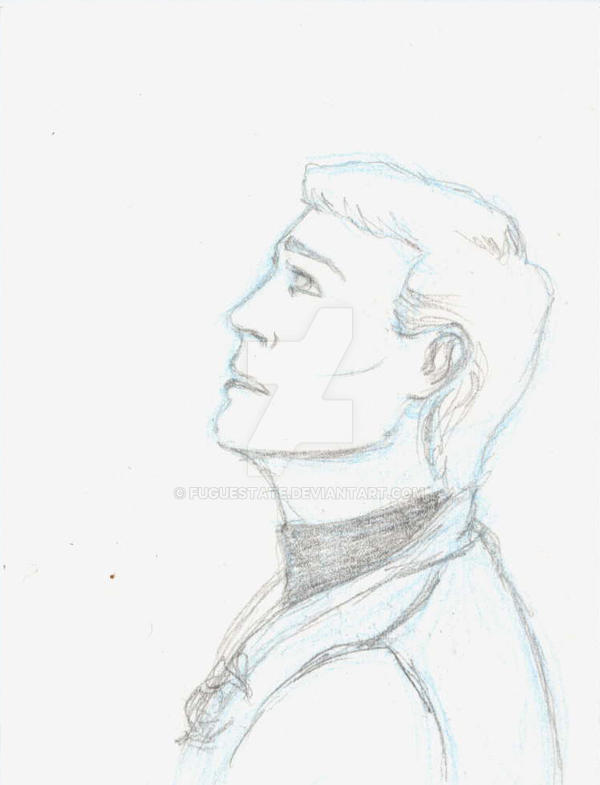 Sketch - Adrian by FugueState