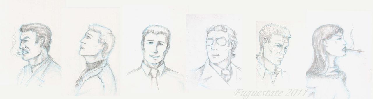 WIP - Watchmen Unmasked by FugueState