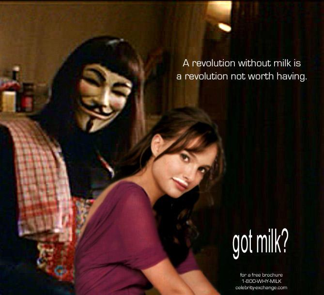 Got Milk? by FugueState