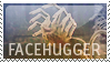Facehugger Stamp by FlyQueen