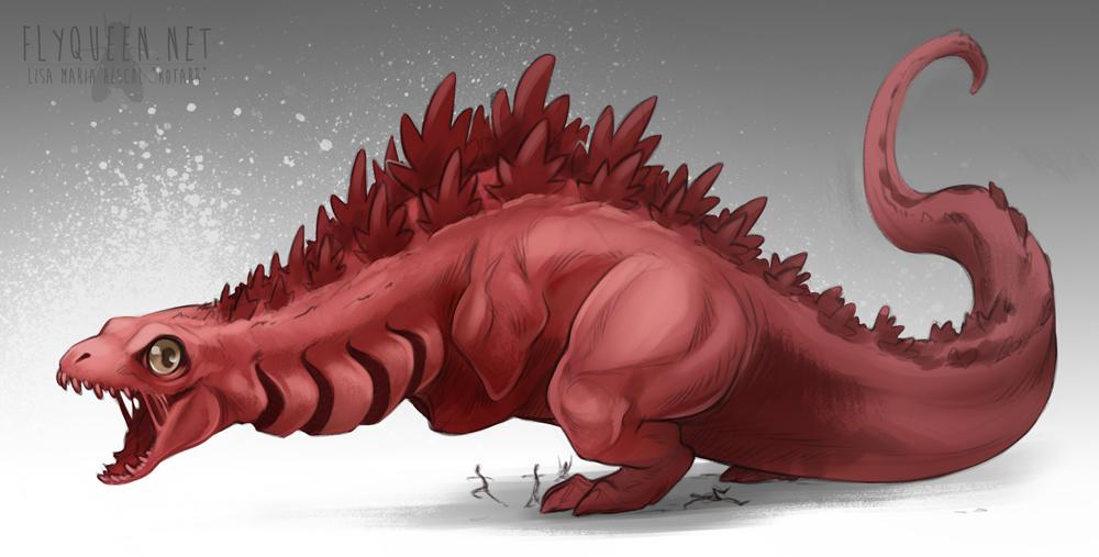 Shin Godzilla by FlyQueen