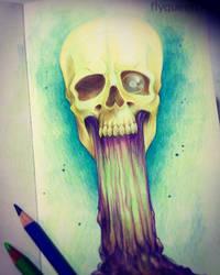 Trippy Skull